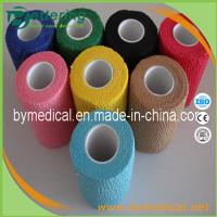 Buy cheap Cotton cohesive flexible bandage coflex bandage from wholesalers