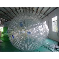 Buy cheap High Durability Customers design  0.9mm PVC Inflatable Zorb / Hamster Ball YHZB 011 from wholesalers