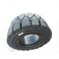 Buy cheap TOYOTA / Linde Quick Solid Pneumatic Forklift Tires 23x10x12 23x10-12 For Warehouse Trucks from wholesalers