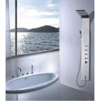 Buy cheap Shower Tower Panel / Shower Columns Panels with 2 Body Spray Jets from wholesalers
