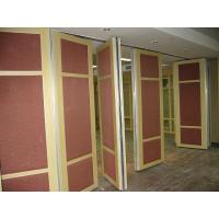 Buy cheap Multi Color Wall Panels Soundproof Movable Partition Banquet Hall Acoustic Room Divider from wholesalers