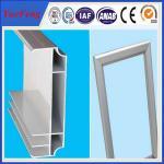 Buy cheap 6063 T5 profiles aluminum backlight box frame / OEM led backlight frame from wholesalers