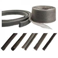 Buy cheap AISI Knitted Woven Wire Mesh Filter , 304 316 Stainless Steel Woven Wire Cloth from wholesalers