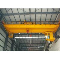 Buy cheap Customized Double Girder EOT Crane With Heavy Duty Open Winch Trolley Hoist from wholesalers