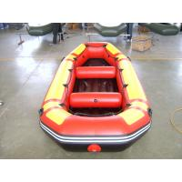 Buy cheap Hot sale river raft,drifting boat,white water raft from wholesalers