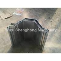 Buy cheap No Girder Arched Roof Panel Roll Forming Machine 12m—15m/min Working speed from wholesalers