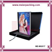 Buy cheap Decorative Paper Cardboard Album Storage Photo Boxes Wholesale for Wedding ME-MG017 from wholesalers