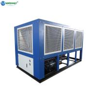 Buy cheap Low Temperature Water Cooling Unit Industrial Air Cooled Glycol Chiller For Dairy from wholesalers