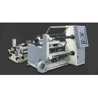 Buy cheap Full Automatic Paper Slitting Machine QFJ-800A For Large Unwinding Width Jumbo Roll from wholesalers