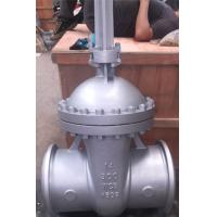 China Stv API 600 Cast Steel Butt Welded End Gate Valve,High Quality Cheap Price Butt Weld A216 Wcb Casting End Gate Valve on sale