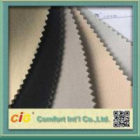 Buy cheap Emboss Foamed Polyester custom auto upholstery fabric , automotive seat fabric product
