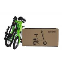 "Buy cheap Two Wheels Inflated Tyre Folding City Bike , 12"" Size Lightest Folding Bike from wholesalers"