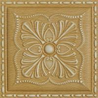 Buy cheap Classic style Square shape 3D TV background Moisture-proof living room wall tiles product