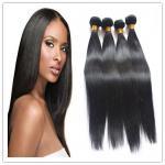 Buy cheap Soft Brazilian Virgin Hair Bundles , Unprocessed Human Hair Extensions Weave from wholesalers