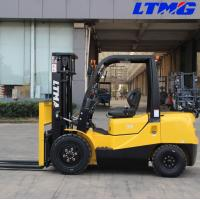 Buy cheap 3 ton forklift truck CNG LNG LPG gas Forklift with EPA engine product