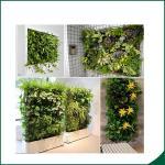 Buy cheap 56 Pocket Planter Bag Garden Hanging Vertical Planter Bag Indoor Outdoor Herb Pot Decor from wholesalers