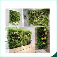 Buy cheap 56 Pocket Planter Bag Vertical Planting Bags Indoor Outdoor Herb Pot Decor from wholesalers