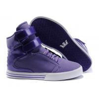 Buy cheap Cheap Supra TK Society Women High Top Shoes Purple from wholesalers