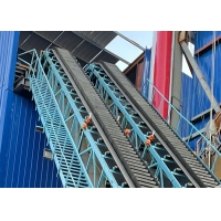 Buy cheap 60 Degree Ep Rubber Belt Inclined Cleated Sidewall Belt Conveyor from wholesalers