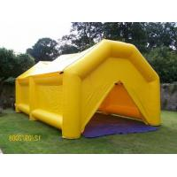 Buy cheap Lightweight Inflatable Party Tent Flooring With Rooms / Inflatable Car House from wholesalers