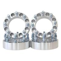 """4pc   4"""" (2"""" per side)   8x6.5 Wheel Adapters Spacers   Ford F-350 Pickup"""