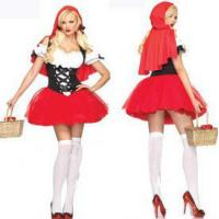 Buy cheap 2014 Newest Arrival Good Quality Holloween Wear Stage Little Red hat Costumes from wholesalers