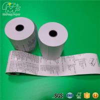 Buy cheap High quality thermal paper rolls White Color and thermal paper register receipt paper from wholesalers