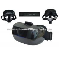 Buy cheap Head Mounted Display Virtual Reality Gaming Headset , Mini OTG USB Game VR Box from wholesalers