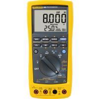 Buy cheap Digital Fluke 787 Process Meter / Fluke Multimeter 789 4 - 20mA Current Source product