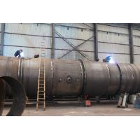 Buy cheap Steaming AAC Double Door Autoclave , AAC Block Aerated Concrete product