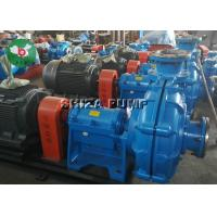 Buy cheap High Chrome 100m Heavy Duty Slurry Pump , High Pressure Electric Slurry Water Pump from wholesalers