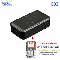 Buy cheap The 2019 Best New Spy GPS Tracker   GT03  G02 GPS + AGPS + base station positioning, positioning accuracy Made in China from wholesalers
