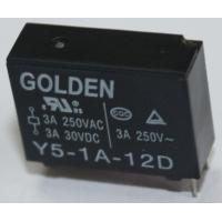 Buy cheap 3A - 5A PCB Mount Relay Power System Relaying SPST/SPDT -305~70C from wholesalers