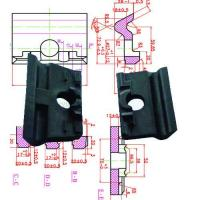 Buy cheap Rail Insulator/Guide Plate from wholesalers