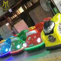 Buy cheap Hansel entertainment games coin operated electric bumper car for kids from wholesalers
