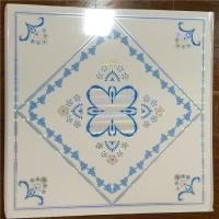 Buy cheap Plastic Suspended Ceiling Tiles , Pvc Decorative Ceiling Tiles Sound Proof from wholesalers
