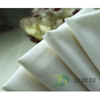 Buy cheap polyester twill bleached fabric from wholesalers