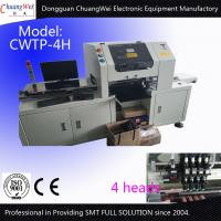Buy cheap Fully  Automatic Four Head SMT LED Pick and Place Machine With Optional Feeder from wholesalers
