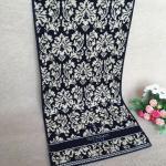 Buy cheap Soft Classic Designer Cotton Face Towel Bath Towel Collection Simple Pique Border from wholesalers