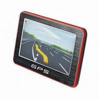 Buy cheap 4.3-inch TFT Touchscreen GPS Navigator with FM/BT/AV Functions and Free Russia Map product