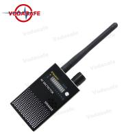 Buy cheap Wireless Camera Spy Signal Detector 1MHz - 8000MHz Aluminum Alloy Materials from wholesalers