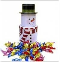 China fancy distinctive design Hallowmas Candy tin on sale