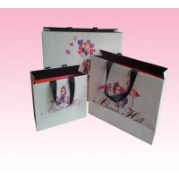 Buy cheap custom where to buy paper bags with full color printing maufacturer from wholesalers