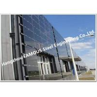 Buy cheap PV Glass Curtain Wall BIPV Ventilated Facade Systems for Solar EPC Contractors from wholesalers