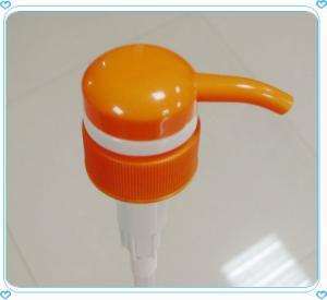 China Bathroom Soap Dispenser Pump For Shower Gel / Bath Cream 33/410 on sale