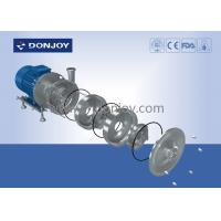 Buy cheap multi-stage centrifugal pump DJ series High Purity Pumps Mechanical ABB Motor from wholesalers