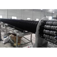 Buy cheap Large Diameter Hollow Wall Winding Hdpe Pipe Extrusion Machine Production Line  product