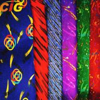 Buy cheap Multi - Colors Screen Printing Auto Upholstery Fabric With 140-150cm Width product