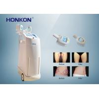 Buy cheap RF Cavitation Ultrasonic Cryolipolysis Slimming Machine Body Sculpting With 10.4 Inch Screen from wholesalers