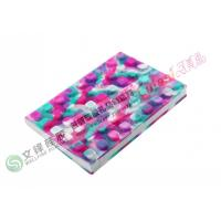Buy cheap Mixed Color Eco-friendly Non-slip Silicone Book Cover with Phosphor Powder from wholesalers